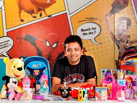 Avengers franchise growing exponentially: Disney India