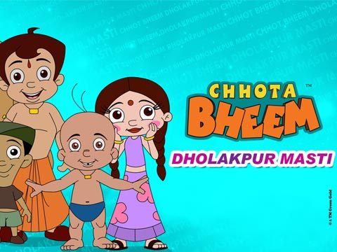 Chhota Bheem more than a superhero