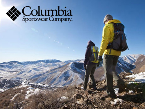 Columbia Sportswear's announces new retail stores