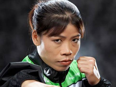 Boxer Mary Kom to be first female superhero on TV