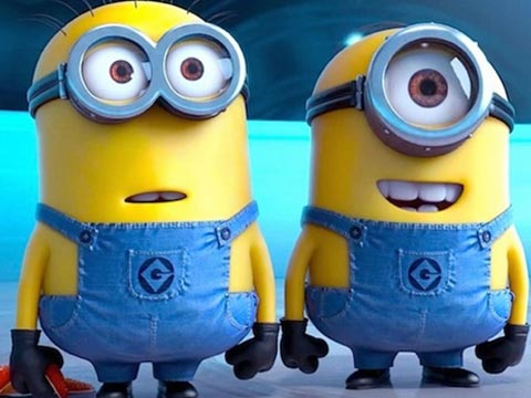 Minion yellow fashion collection at Amazon.in