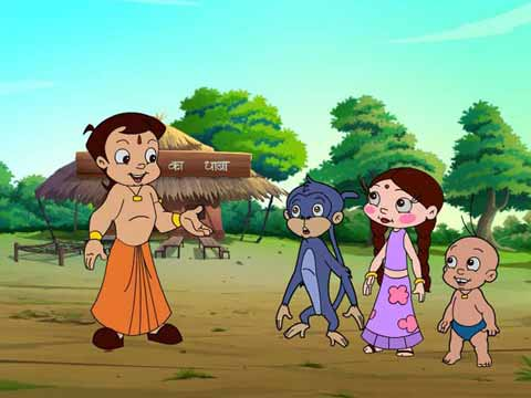 Chhota Bheem heads to Africa, West Asia