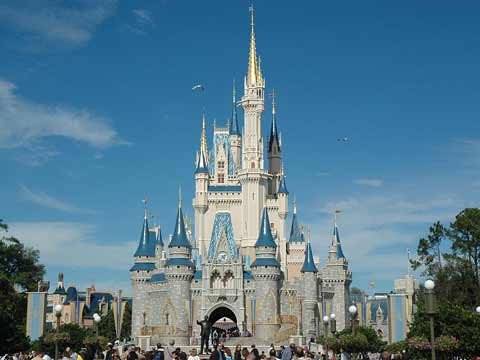 Disney to Let Fans Design Theme Parks