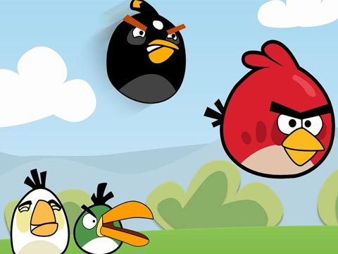 'Angry Birds' Dives into New Category