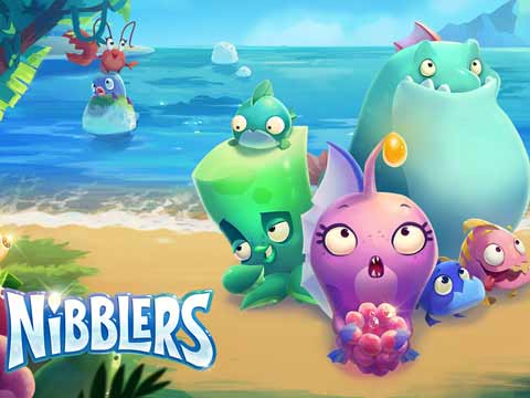 Rovio Unveils New Brand Nibblers