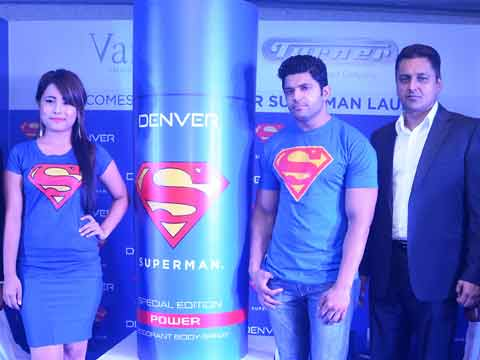 DENVER Superman' Deodorants in India