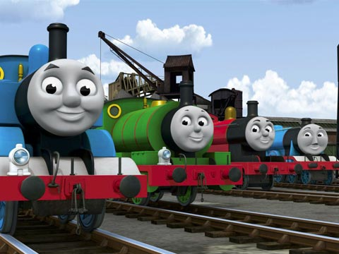 Mattel and Tongal team for 70th anniversary of Thomas and Friends