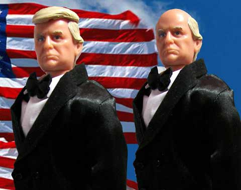 HeroBuilders launches Donald Trump action figure