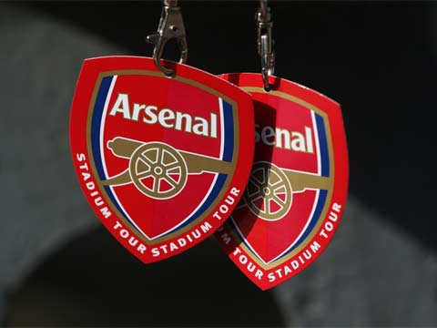 Arsenal teams with Bank Muamalat for debit cards
