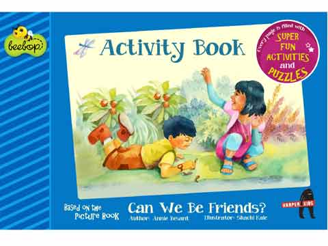 HarperCollins India to publish Beebop series of story book
