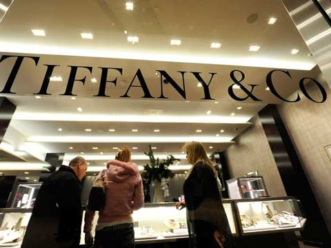 Coty to entrusts perfume license of Tiffany