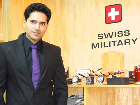 Swiss Military rolls out blue-print for expansion
