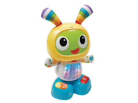 Mattel's Fisher-Price® BeatBo wins Toy of the Year Award