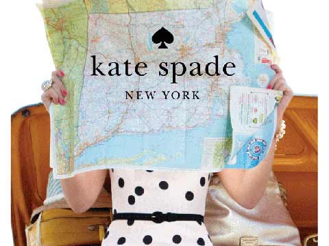 Kate Spade arrives in India with Reliance