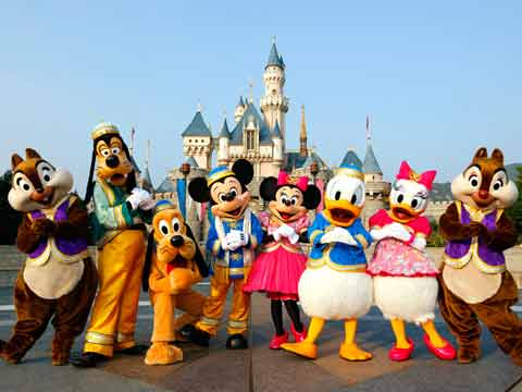 Disneyland coming soon in India