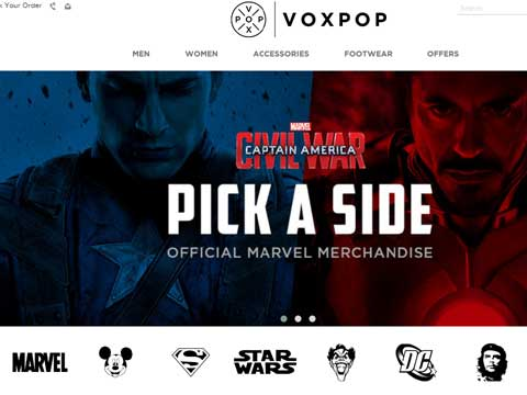 Bioworld Merchandising acquires VoxPop