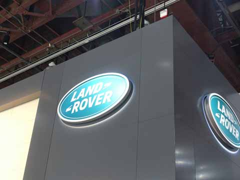 Land Rover extends license for smartphones