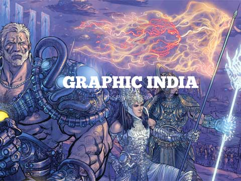 Narendra Deshpande of Xentrix Studios joins Graphic India