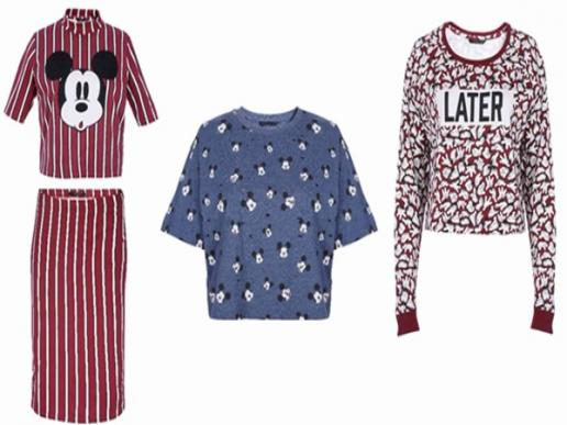 ONLY launches Limited Edition Mickey Mouse Collection