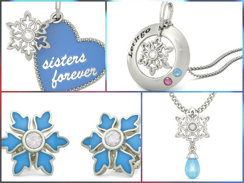 BlueStone.com launches Disney's Frozen inspired jewellery