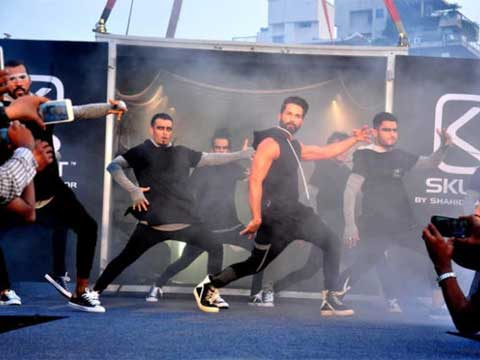 abof launches athleisure fashion brand 'SKULT' by Shahid Kapoor