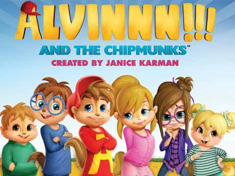 Mattel appointed as master toy licensee for Alvin and the Chipmunks