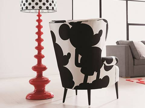 Ethan Allen Launches Disney Collection