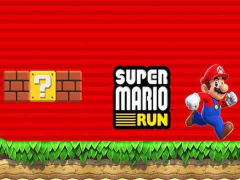 Super Mario Run lands on iOS