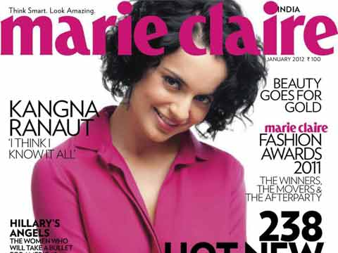 Marie Claire debuts in eyewear segment in India