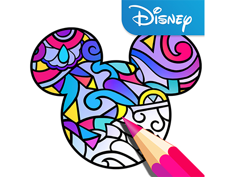 Disney launches Color by Disney app
