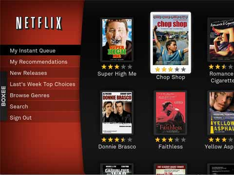 Netflix plots merchandise based on hit TV shows