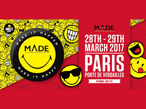 Smiley to be the face of rebranded M.A.D.E Food Show