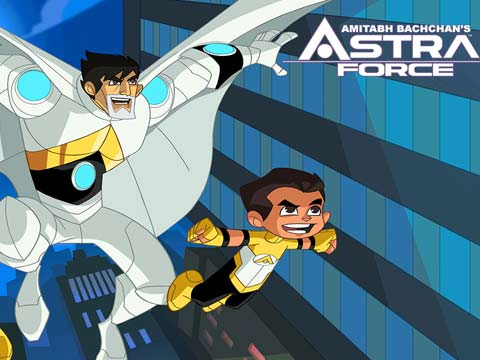 Amazon Prime Video acquires Disney's 'Astra Force' featuring Big B