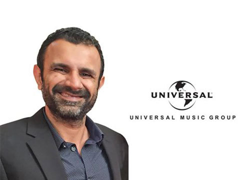 Universal Music India promotes Vinit Thakkar to SVP