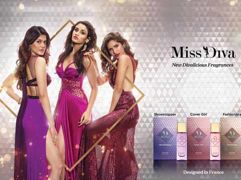 BCCL launches 'Miss Diva' fragrances