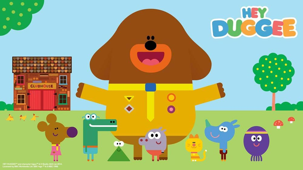 BBC Worldwide appoints Chicco as toy partner for Hey Duggee