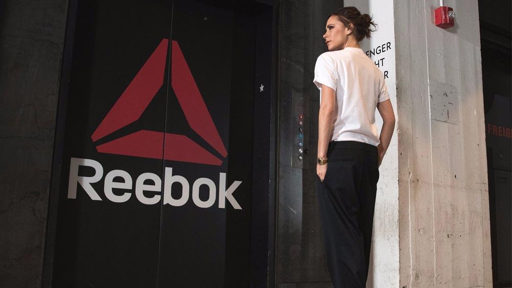 Victoria Beckham collaborates with Reebok