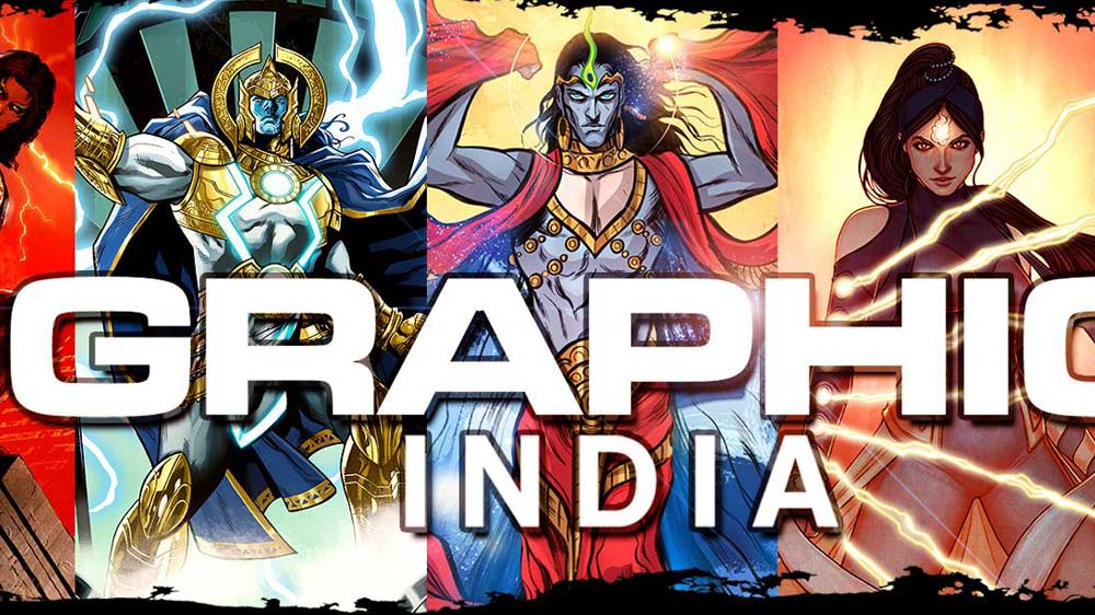 Graphic India raises $5 million, to strengthen its comic brand in India