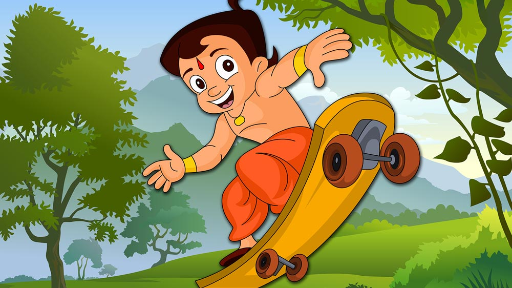 Imagica to bring Chhota Bheem inspired roller coaster ride