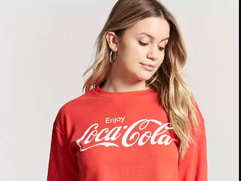 Forever 21 launches exclusive Coca-Cola capsule collection