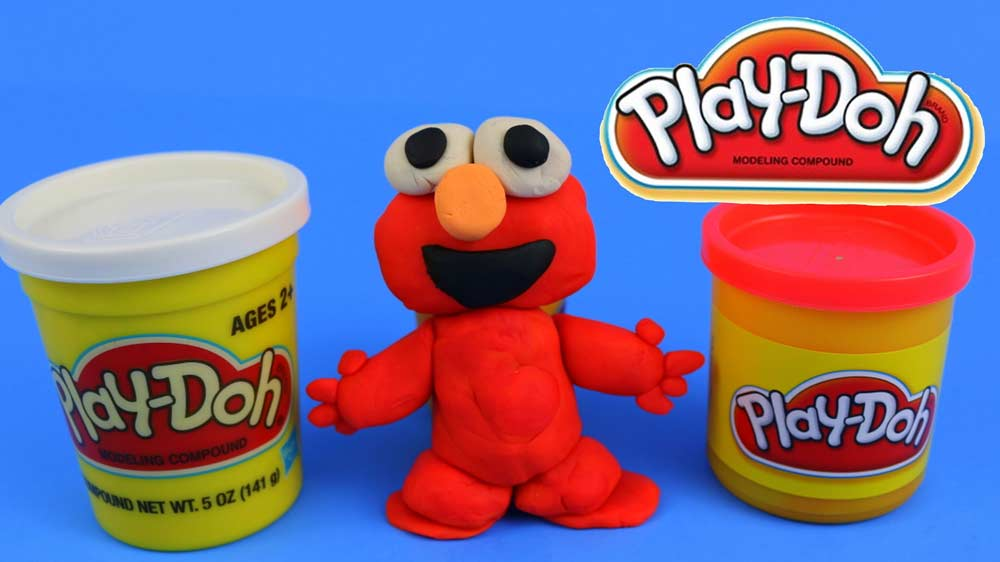Hasbro has officially trademarked the Play-Doh scent