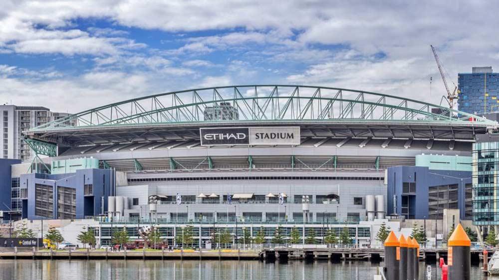 Melbourne renames Etihad stadium as Marvel Stadium