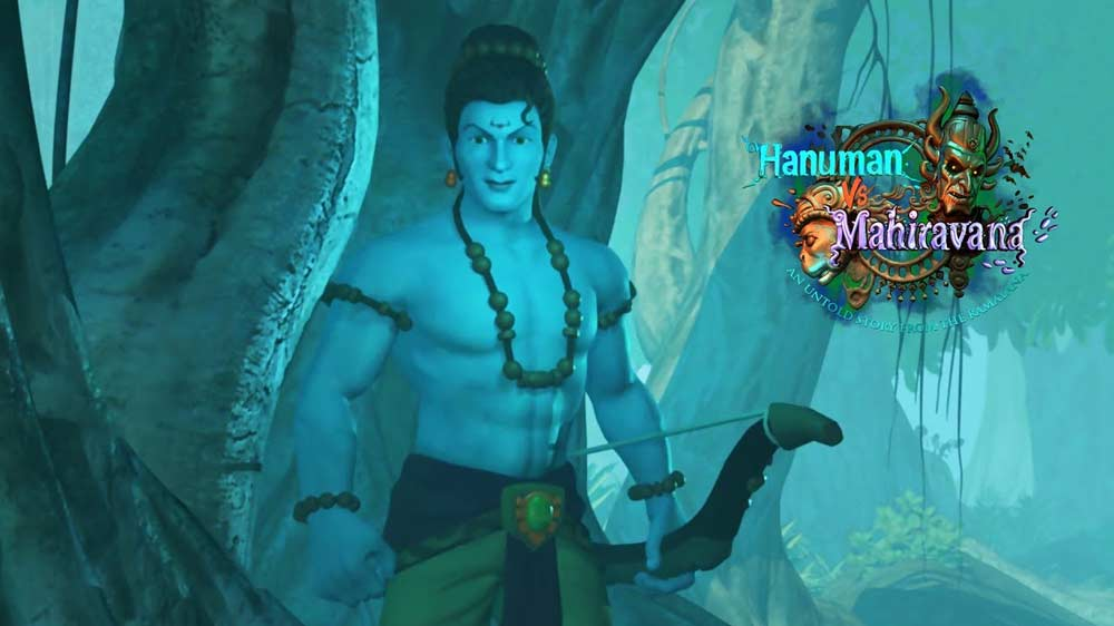 Green Gold announces mobile game for Hanuman vs. Mahiravana