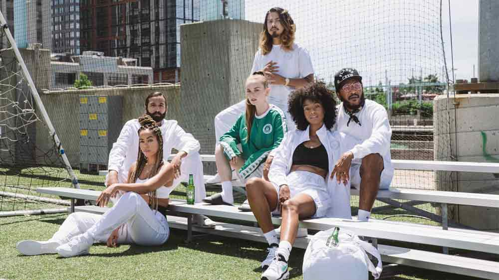 Heineken partners with Kappa USA® for limited-edition capsule collection