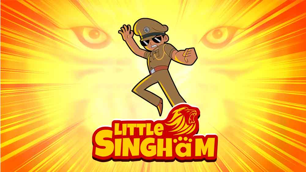 Reliance's Zapak launches Little Singham mobile game