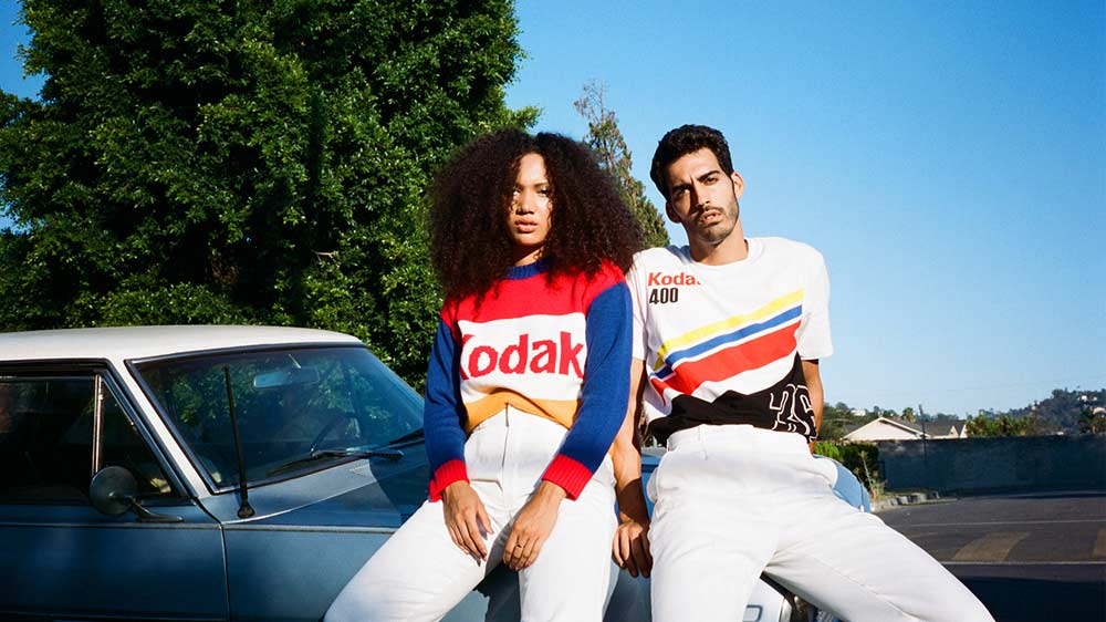 Kodak clicks on New Apparel Collection with Forever 21