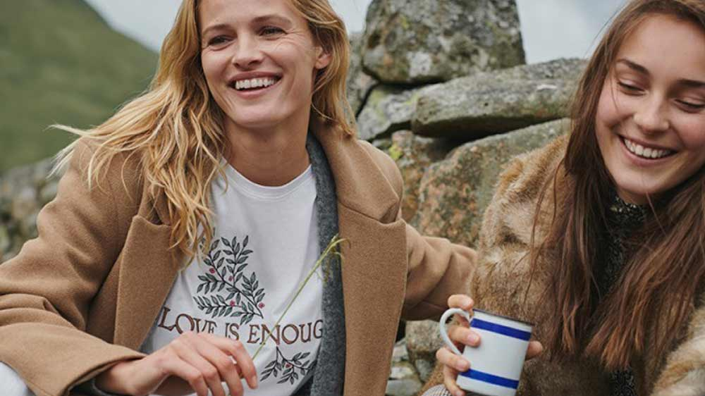 H&M launches collection with Morris & Co