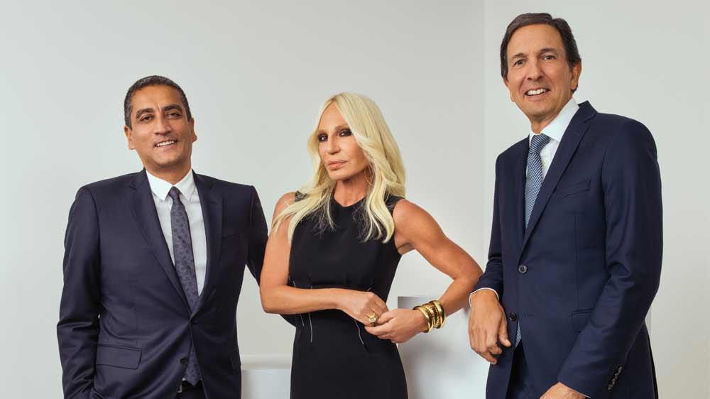Michael Kors acquires Versace for $2.12 billion