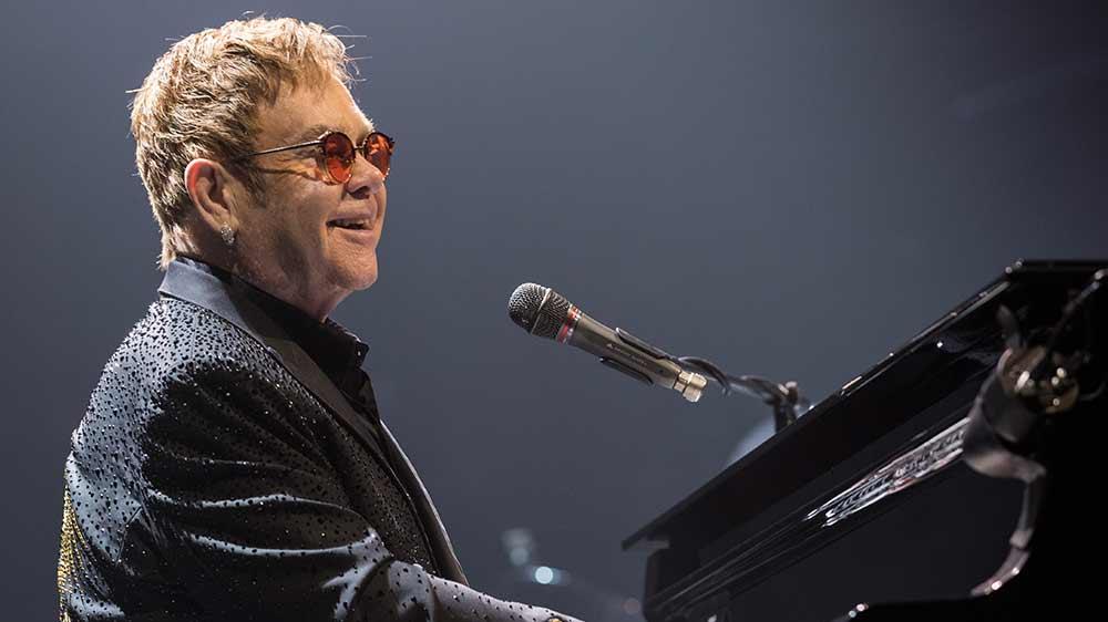Universal Music to represent iconic artist Elton John