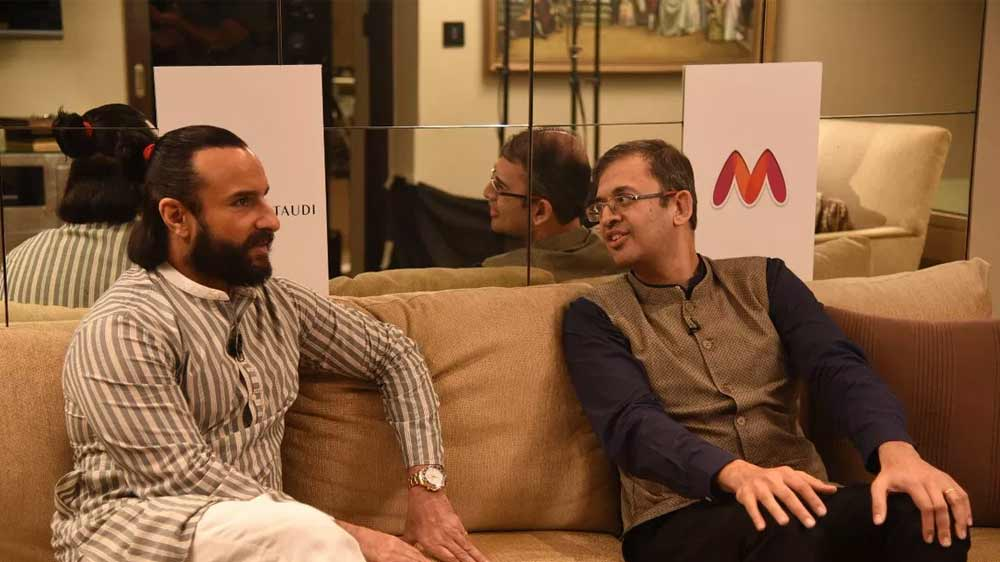 Actor Saif Ali Khan launches ethnic wear label 'House of Pataudi'